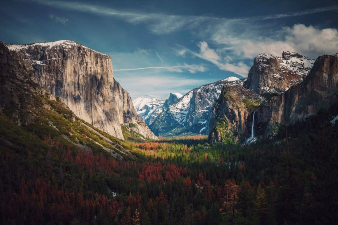 Best Time Of Year To Go Camping In Yosemite