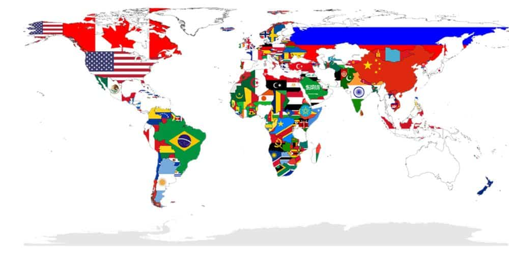 biggest countries in the world