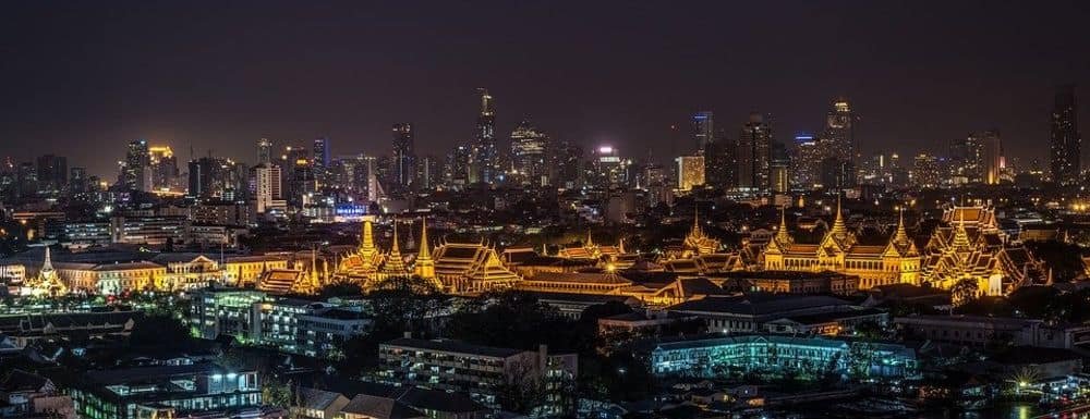 Largest Cities in Thailand