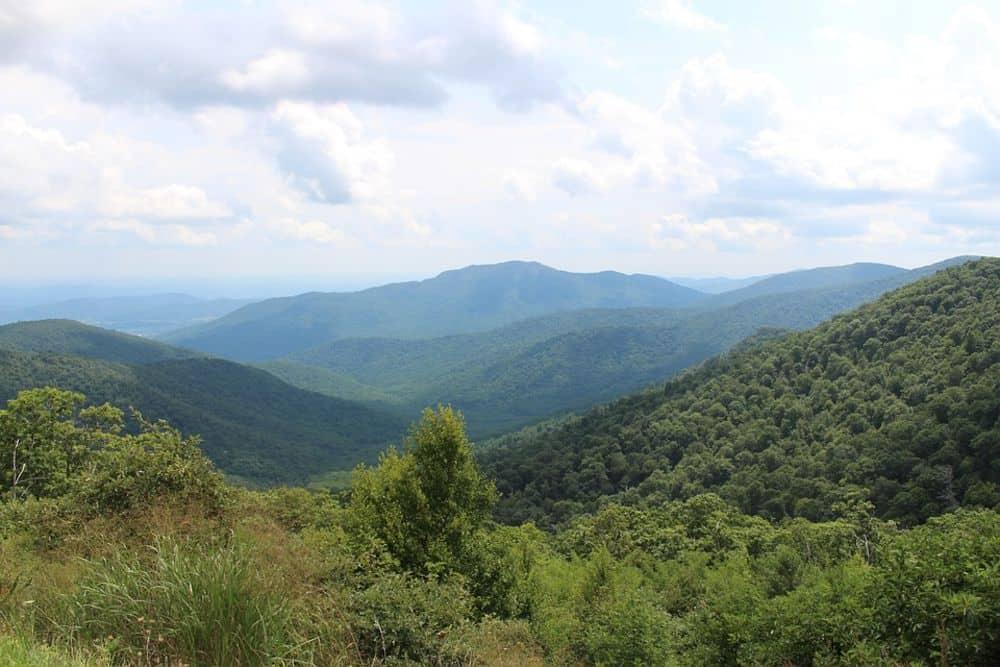 Hiking In Nothern Virginia