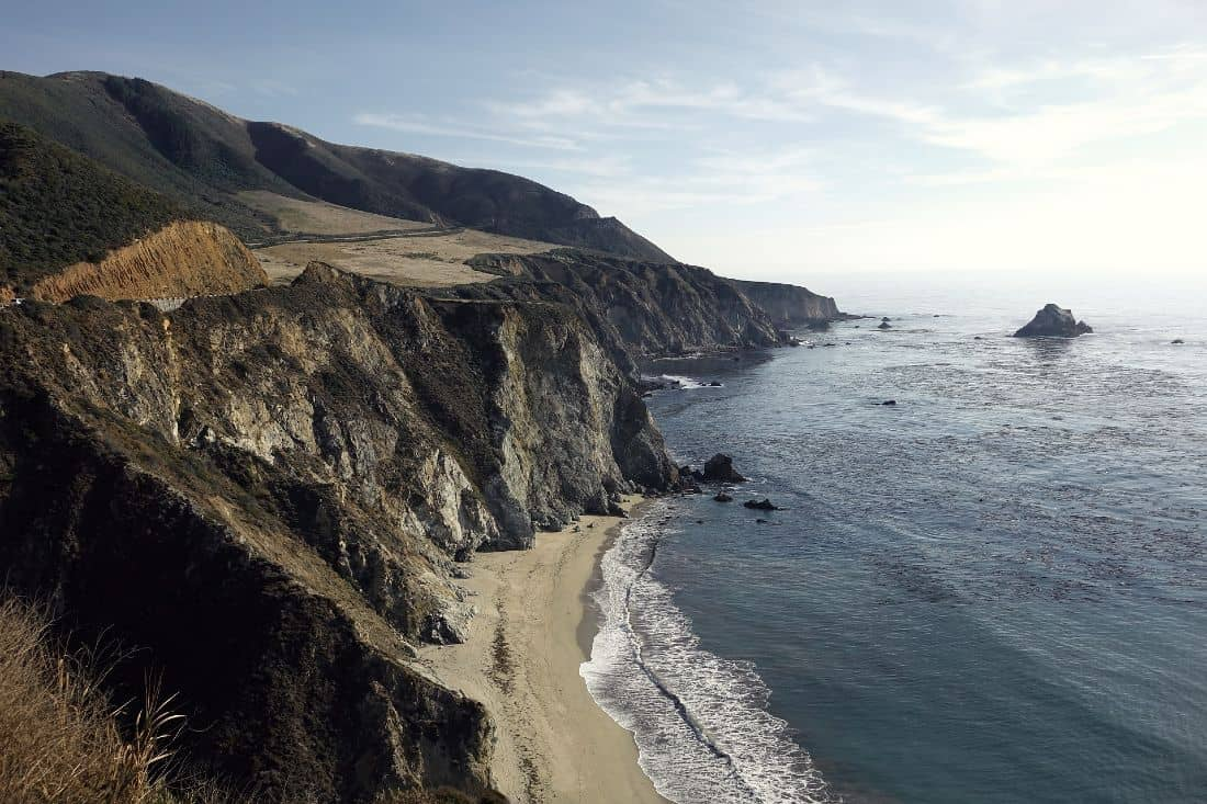 Can you swim in Big Sur