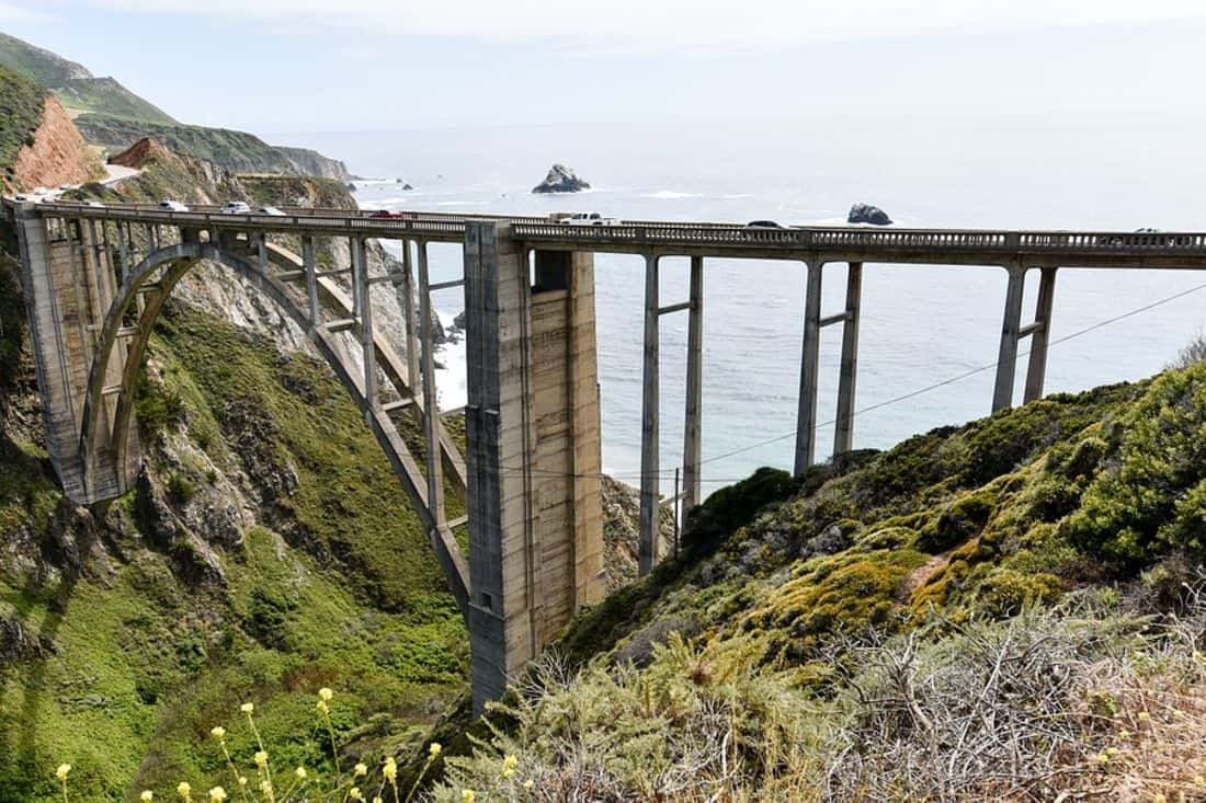 Can You Swim In Big Sur?