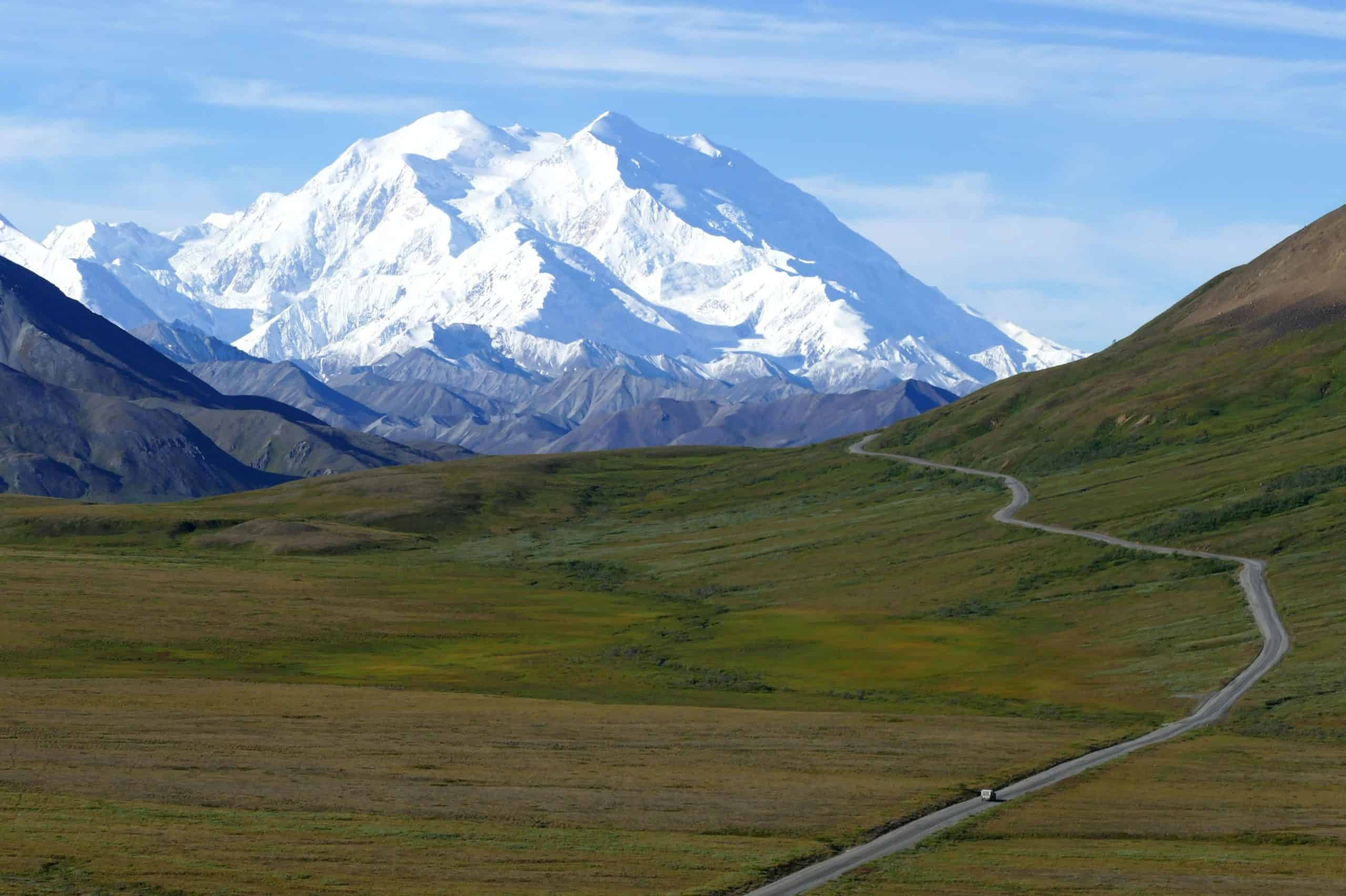 Which National Park Has the Highest Mountain?